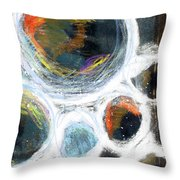Pangeauno Throw Pillow