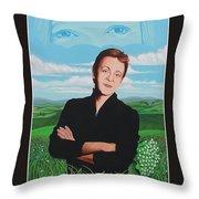 Paul Mccartney Throw Pillow