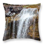 Paulina Falls Oregon Canvas Print, Photographic Print, Art Print, Framed Print, Iphone Case, Throw Pillow by David Millenheft