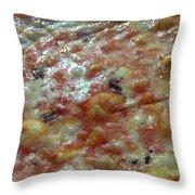 Pizzeria Ai Marmi Throw Pillow