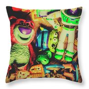 Play In Imagination Throw Pillow