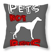 Pnb Wrwr Throw Pillow