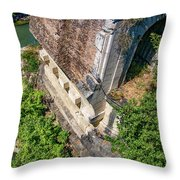 Ponte Rotto  Throw Pillow