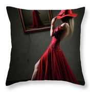 Pretense Throw Pillow