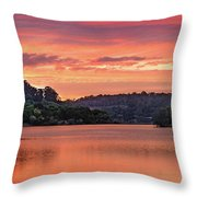 Promise And Peace Throw Pillow