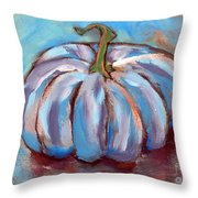 Pumpkin No. 4 Throw Pillow