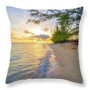 Pure Nature Throw Pillow