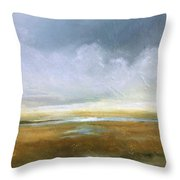 Quiet Beauty Throw Pillow