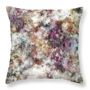 Quietly Being A Ghost Throw Pillow
