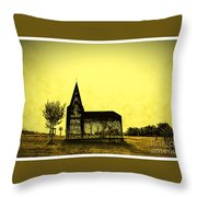 Reading Between The Lines Throw Pillow