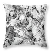 Reefer Throw Pillow