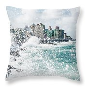 Refresh Me Throw Pillow