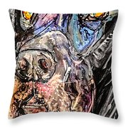 Regal Royale Throw Pillow