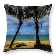 Relax Time Throw Pillow