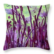 Reverence Throw Pillow
