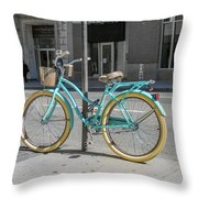 Rhode Island Traveler Throw Pillow