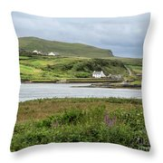 Ring Of Kerry Throw Pillow