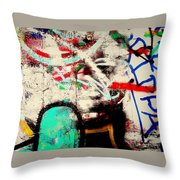 Rippa Throw Pillow