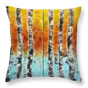 Dreamside Throw Pillow