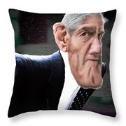Robert Muellers Momma Done Told Him 1 Throw Pillow