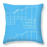 Robotricks Throw Pillow