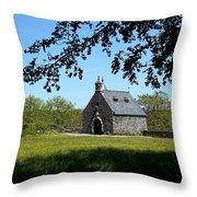 Rochefort En Terre 5 Throw Pillow