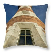 Roker Lighthouse 3 Throw Pillow