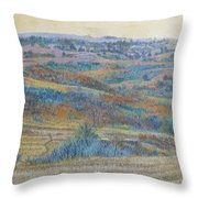 Russet Ridge Reverie Throw Pillow