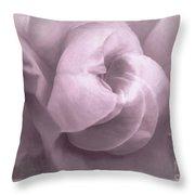 Sacred Rose Throw Pillow