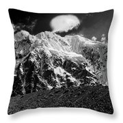 Salkantay Throw Pillow