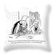 Same Kind Of Deal Throw Pillow