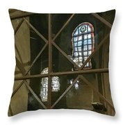 San Lorenzo In Damaso Throw Pillow