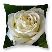 San Stefano Rotondo Throw Pillow