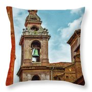 Santa Maria In Traspontina Throw Pillow