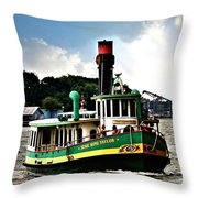 Savannah Belles Ferry Throw Pillow