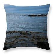 Seascape #2 Throw Pillow
