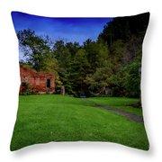 Seneca Mills  Throw Pillow
