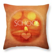 Sh - Ministry 6 Throw Pillow