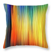 Shades Of Emotion Throw Pillow by Lourry Legarde
