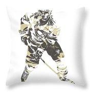 Sidney Crosby Pittsburgh Penguins Pixel Art 23 Throw Pillow