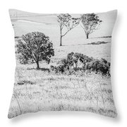 Simple Country Wonders Throw Pillow