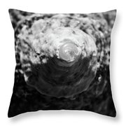 Simply Exotic Throw Pillow