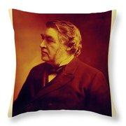 Sir Charles Tupper Throw Pillow