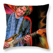 Slow Dancing In A Burning Room Throw Pillow
