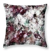 Snowcap Throw Pillow