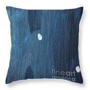Snowy Night #2 Throw Pillow