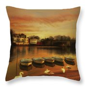 Soft And Warm Throw Pillow