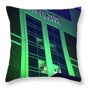 Some Green Throw Pillow