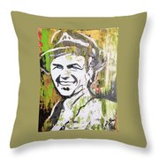 Something In Your Eyes Throw Pillow