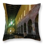 Song Throw Pillow